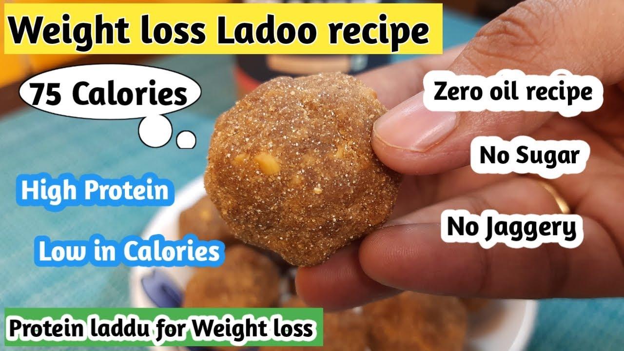 Weight loss Ladoo recipe   Protein laddu weight loss   Diet recipes   Nutrabay Peanut butter Laddu