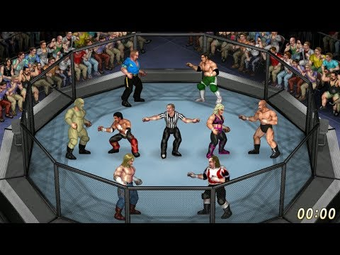 nL Live - WrestleBets! (Pro Wrestling & BRAWL 4 ALL!) [Fire Pro Wrestling World]