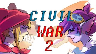 Annie Bot - CIVIL WAR 2