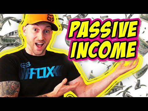 How To Make Passive Income ($100 A Day Guide)