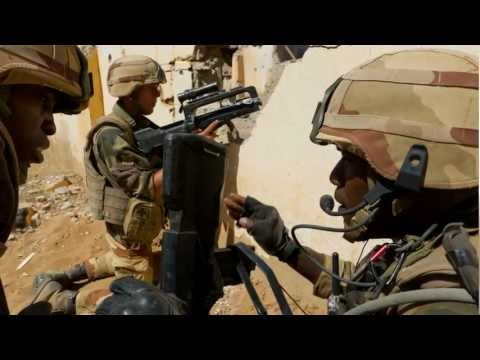 Mali war - French Army Operation Serval