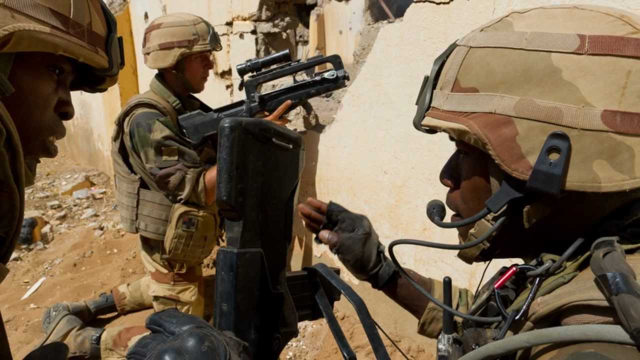 Mali war - French Army Operation Serval - YouTube