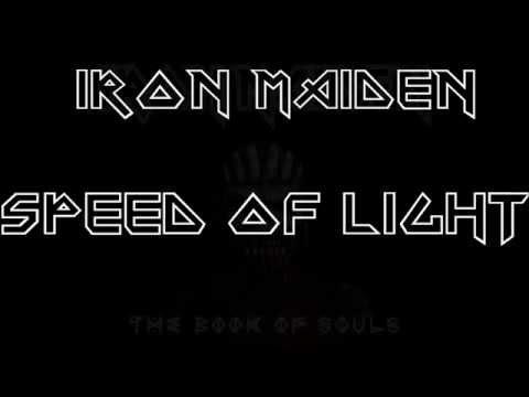 Iron Maiden - Speed of Light (HQ/HD)