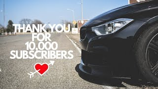 THANK YOU FOR 10000 SUBSCRIBERS