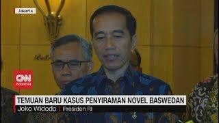Gambar cover Presiden: Ada Temuan Baru Soal Kasus Novel Baswedan