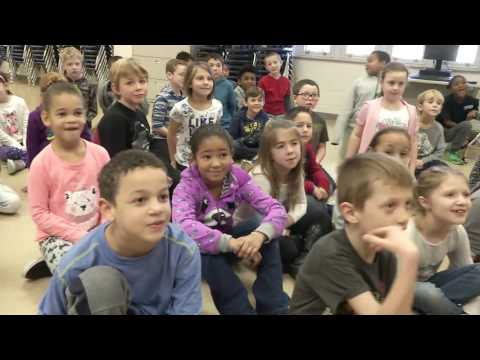 Compassion in  the Classroom: Kempsville Elementary School