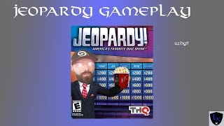 Jeopardy PS3 Gameplay - Why?