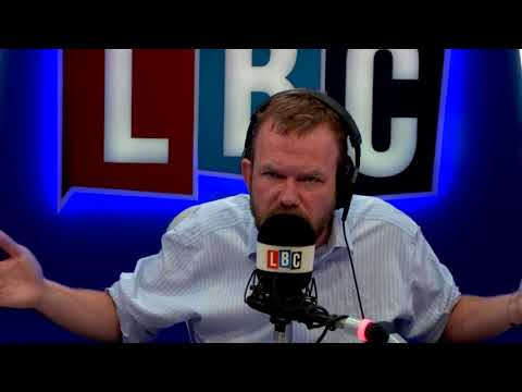 James O'Brien's Perfect Analogy For A No-Deal Brexit