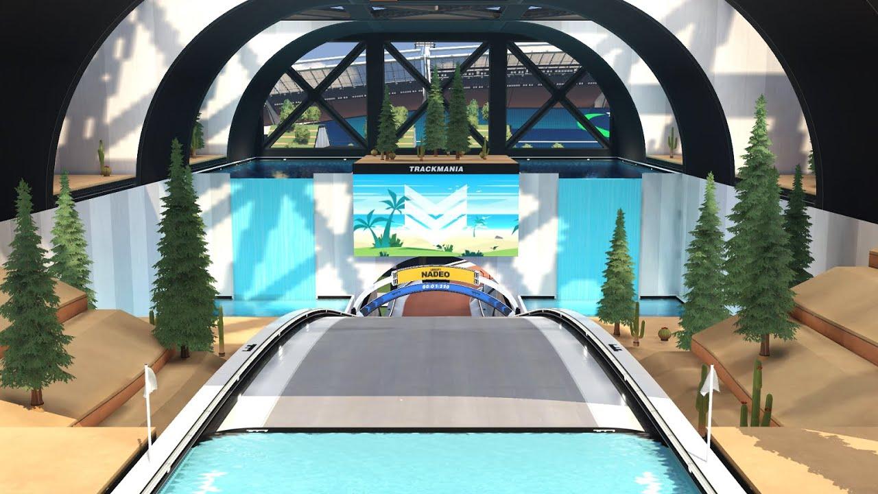 Trackmania Summer 2021 - 01   20.234 by Eddiel33t