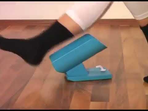 Устройство для надевания носков