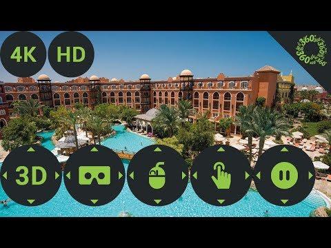 3D Hotel Grand Resort. Egypt, Hurghada / 2017 Project 360Q
