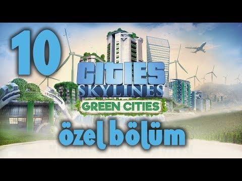 Cities Skylines | Kırmızı Yollar, Câmi ve Kilise #10