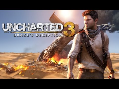 Uncharted 3: Drake's Deception All Cutscenes Movie (Game Movie) FULL STORY