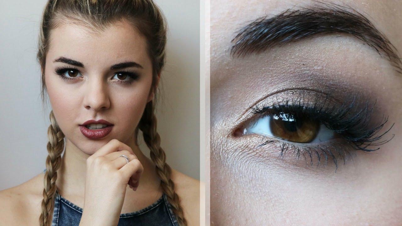 Exceptionnel Urban Decay Naked 2 Palette (makeup tutorial) | Maquillage avec la  QC18