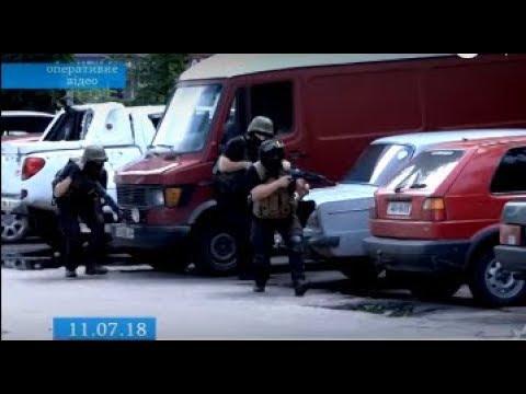 ТРК ВіККА: Стрілянина та вибухи: черкасців сполохали навчання поліції