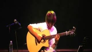 V Hall Concert) @BBA   The winner takes it @ll   Sungha Jung Acoustic Tabs Guitar Pro 6