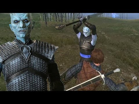 Game Of Thrones Night King KILLS
