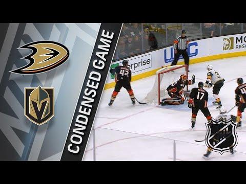 02/19/18 Condensed Game: Ducks @ Golden Knights