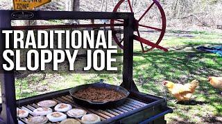 Sloppy Joe recipe by the BBQ Pit Boys