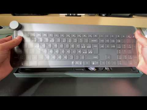 LOGITECH CRAFT TECLADO BLUETOOTH | UNBOXING Y REVIEW
