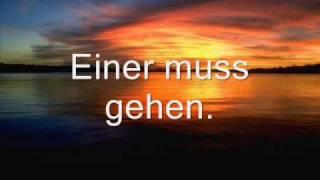 Kelly Clarkson - Already gone live - deutsche Übersetzung (german lyrics)