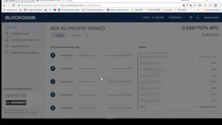 Como transfiero Bitcoins de cartera a cartera - Club de Capitalizacion INLAK