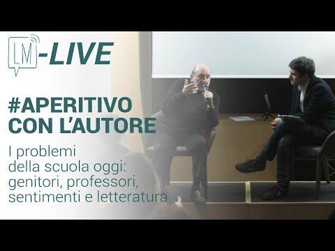 I problemi della scuola oggi: genitori, professori, sentimenti - Umberto Galimberti
