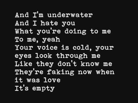 lyrics anxiety good charlotte youtube