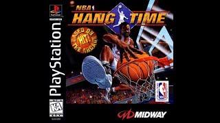 NBA Hangtime PSX - Seattle SuperSonics vs Philadelphia 76
