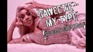 Saweetie - My Type [Перевод] RU Subs