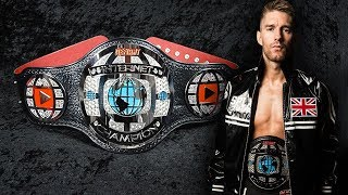 Zack Sabre Jr. Relinquishes Internet Title & UPDATED Chain Reaction Card