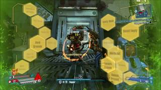 Borderlands Pre Sequel. The First Playthrough with Fragtrap, Part 9.