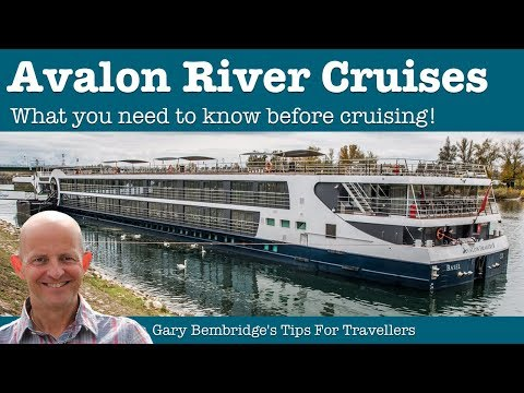 Avalon Waterways - Things You Need To Know Before European River Cruising With Them!