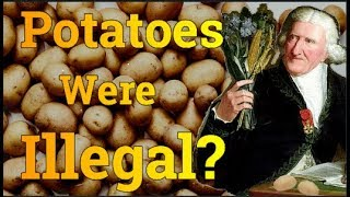 The Man Who Loved Potatoes - Antoine Parmentier - History's Greatest Potato Promoter