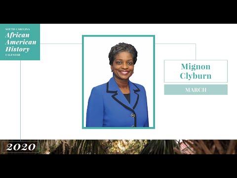 mignon-clyburn-|-sc-african-american-history-calendar