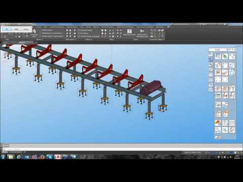 Material Handling in Advance Steel Webinar
