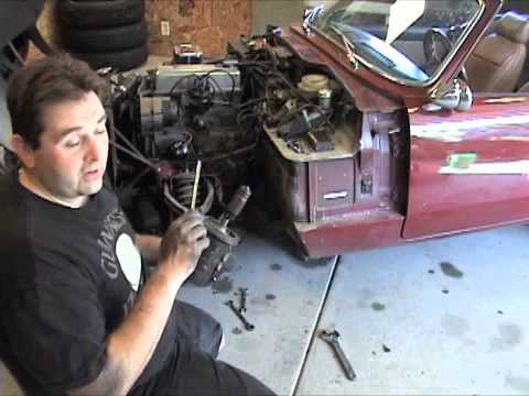 hqdefault reduction gear starter install on triumph youtube