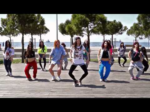 Ragga Dancehall Class - Street Dance Studio Thessaloniki