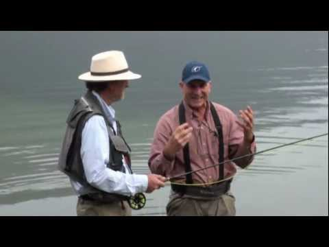 An Interview with Tim Rajeff - The Fundamentals of Fly Casting. Lago Verde - Fly Fishing Soul
