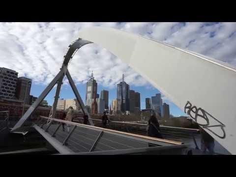 Day 1 in Melbourne city, AU: travel vlog #2