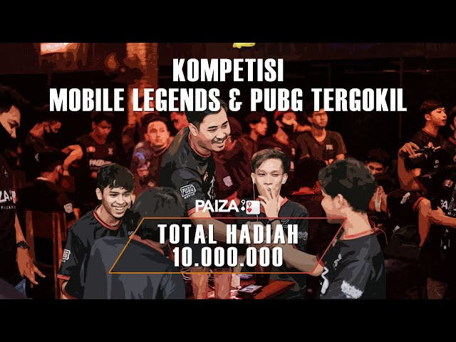 Tournament Zodiac E-Sport Mobile Legends Dan PUBGM Di Hen's 99 Eat Dan Beer Semarang