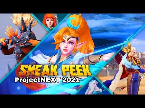 Project NEXT 2021 - MIYA Anniversary Skin & New Heroes Animation   Mobile Legends: Bang Bang