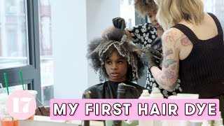 My First Hair Dye | Seventeen Firsts