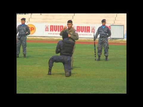 โรงเรียนนายเรืออากาศ - Air Cadet Close Combat [Ep.01]