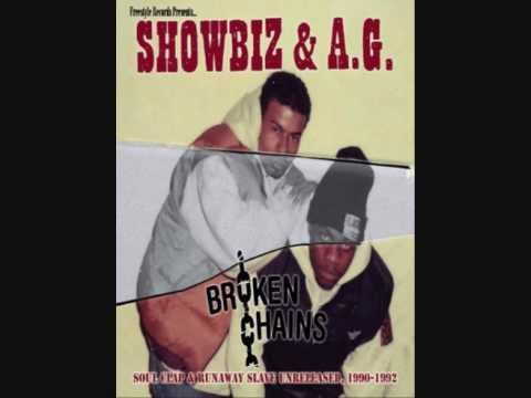 Showbiz & A.G. - Diggin' in the crates (Unrealesed 1990) HQ