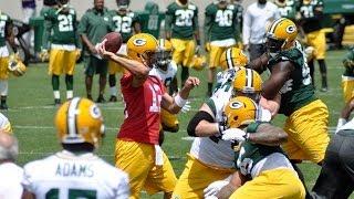2014 Green Bay Packers Ota Practice