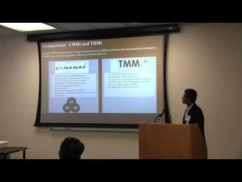 Transforming Organizations to achieve TMMi certification Suresh Chandra Bose, Cognizant Technology