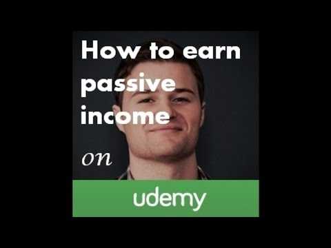 The Path to Passive Income on Udemy – Even If You're Not an Expert