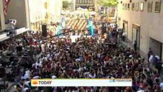 Maroon 5 Wake Up Call The Today Show 08 05 2011