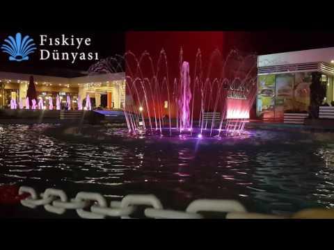 Su jeti - Kubbe Fıskiye Sistemleri - Köpük Fıskiye| Fıskiye Dünyası